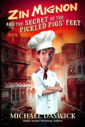 amazon bargain ebooks ZIN MIGNON and the SECRET of the PICKLED PIGS' FEET Young Adult/Teen Mystery Adventure by Michael Daswick