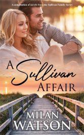 bargain ebooks A Sullivan Affair Western Romance by Milan Watson
