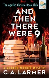 amazon bargain ebooks And Then There Were 9 Mystery by C.A. Larmer
