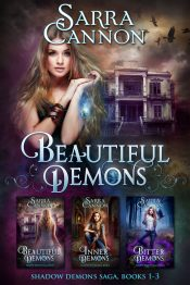 amazon bargain ebooks Beautiful Demons Box Set, Books 1-3 Young Adult/Teen Paranormal Fantasy by Sarra Cannon