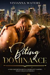 amazon bargain ebooks Biting Dominance Erotic Romance by Vivianna Waters