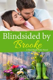 bargain ebooks Blindsided by Brooke Small Town Romance by Theresa Paolo