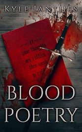 bargain ebooks Blood Poetry Action/Adventure by Kyle Jantjies