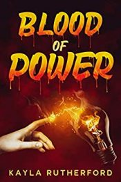 amazon bargain ebooks Blood of Power Science Fiction by Kayla Rutherford