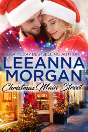 amazon bargain ebooks Christmas On Main Street: A Sweet Small Town Romance Clean and Wholesome Romance by Leeanna Morgan