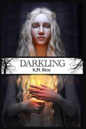 bargain ebooks Darkling Romantic Fantasy by K.M. Rice