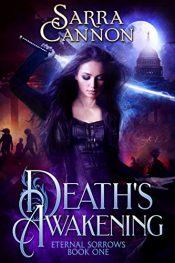 bargain ebooks Death's Awakening Young Adult Zombie Apocalypse Adventure by Sarra Cannon