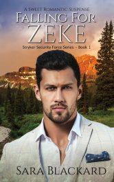 amazon bargain ebooks Falling for Zeke Christian Suspense Romance by Sara Blackard