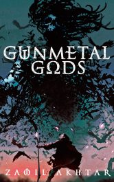 bargain ebooks Gunmetal Gods Historical Epic Fantasy by Zamil Akhtar