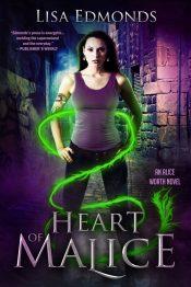 bargain ebooks Heart of Malice Urban Fantasy by Lisa Edmonds