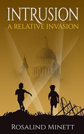 amazon bargain ebooks Intrusion Historical Fiction by Rosalind Minett