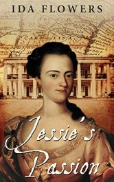 bargain ebooks Jessie's Passion Historical Fiction by Ida Flowers