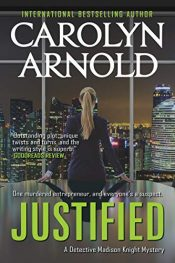 bargain ebooks Justified Mystery by Carolyn Arnold