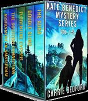 bargain ebooks Kate Benedict Mystery Series Vol. 1-5 (The Kate Benedict Series) Mystery by Carrie Bedford