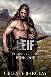 bargain ebooks Leif Historical Fiction by Celeste Barclay