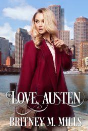 bargain ebooks Love, Austen Contemporary Romance by Britney M. Mills