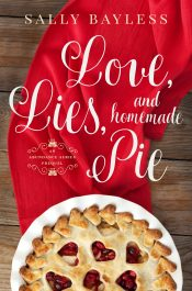 bargain ebooks Love, Lies, and Homemade Pie Christian Romance by Sally Bayless