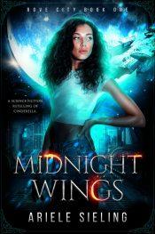 bargain ebooks Midnight Wings Fairy Tale Retelling Sci-Fi by Ariele Sieling