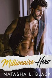 bargain ebooks Millionaire Hero Contemporary Romance by Natasha L. Black
