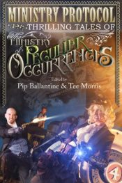 bargain ebooks Ministry Protocol Steampunk SciFi Adventures by Multiple Authors