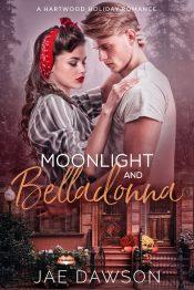 amazon bargain ebooks Moonlight and Belladonna Holiday Romance by Jae Dawson