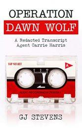 bargain ebooks Operation Dawn Wolf Espionage Thriller by GJ Stevens