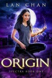 bargain ebooks Origin Young Adult/Teen Urban Fantasy by Lan Chan