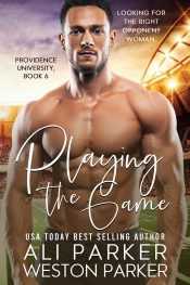 bargain ebooks Playing The Game New Adult Romance by Ali Parker & Weston Parker