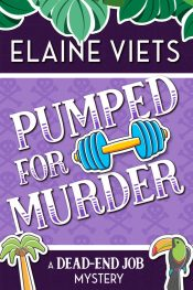 amazon bargain ebooks Pumped for Murder (A Dead-End Job Mystery Book 10) Mystery by Elaine Viets