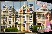 bargain ebooks Rebecca Schwartz Complete Set: Five Funny Cozy Mysteries Cozy Mystery by Diana Valenzuela