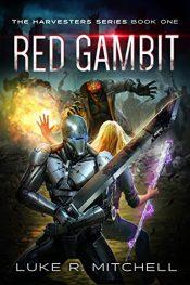 amazon bargain ebooks Red Gambit Science Fiction by Luke Mitchell
