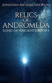 amazon bargain ebooks Relics of Andromeda Science Fiction by Jonathan Michael Erickson