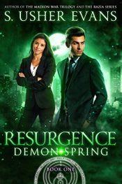 bargain ebooks Resurgence Urban Fantasy Horror by S. Usher Evans