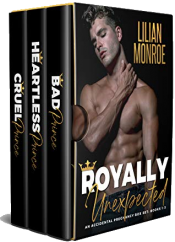 bargain ebooks Royally Unexpected Contemporary Romance by Lillian Monroe