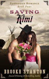 amazon bargain ebooks Saving Kimi Historical Western Romance by Brook Stanton