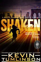 bargain ebooks Shaken Thriller by Kevin Tumlinson