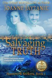 amazon bargain ebooks Salvaging Truth, Hunters & Seekers Book 1 Suspense Thriller Romance by Joanne Jaytanie