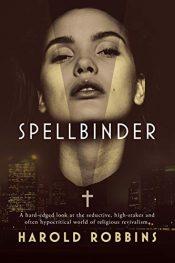 bargain ebooks Spellbinder Literary Thriller by Harold Robbins