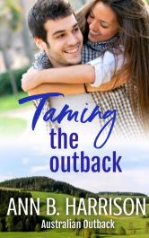 bargain ebooks Taming The Outback Western/Small Town Romance by Ann B. Harrison