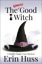 amazon bargain ebooks The Almost Good Witch Cozy Mystery by Erin Huss