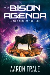 amazon bargain ebooks The Bison Agenda Humorous Science Fiction by Aaron Frale