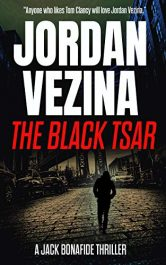 amazon bargain ebooks The Black Tsar Action Adventure by Jordan Veniza