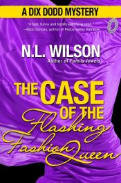 amazon bargain ebooks The Case of the Flashing Fashion Queen Cozy Mystery by Michael Robertson