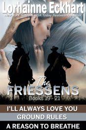 amazon bargain ebooks The Friessens Books 19 - 21 Contemporary Romance by Lorhainne Eckhart
