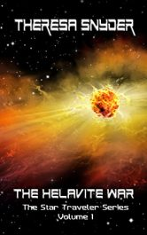 bargain ebooks The Helavite War Science Fiction Adventure by Theresa Snyder