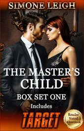 bargain ebooks The Master's Child Box Set One Erotic Romance by Simone Leigh