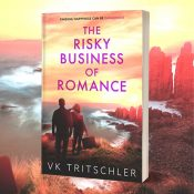 amazon bargain ebooks The Risky Business of Romance Suspense Romance by VK Tritschler