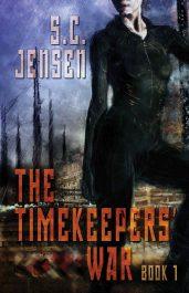 amazon bargain ebooks The Timekeepers' War Post-Apocalyptic by S.C. Jensen