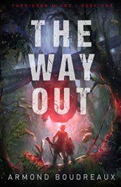 bargain ebooks The Way Out Science Fiction by Armond Boudreaux