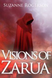 bargain ebooks Visions of Zarua Epic Fantasy by Suzanne Rogerson